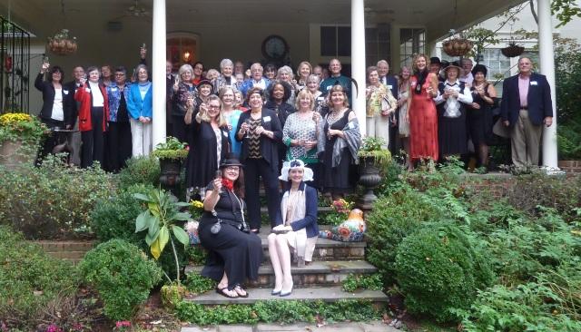 garden club 90 groups
