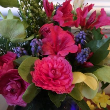 Ranunculus & Encore Azaleas